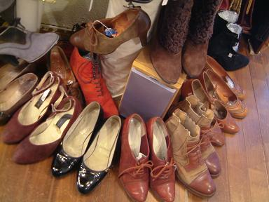 "CARBOOTS NEW ITEMS!! ""Shoes & Boots その2\""_f0144612_1602625.jpg"