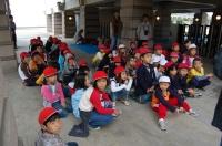 鳴滝第一・第二小学校2年生遠足サポート_c0108460_1623582.jpg