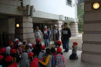 鳴滝第一・第二小学校2年生遠足サポート_c0108460_162914.jpg