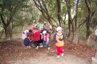 鳴滝第一・第二小学校2年生遠足サポート_c0108460_1674534.jpg