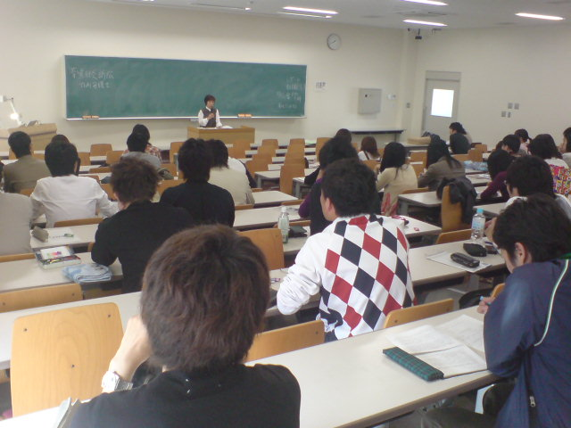 名古屋大学での講演_b0006774_17562146.jpg