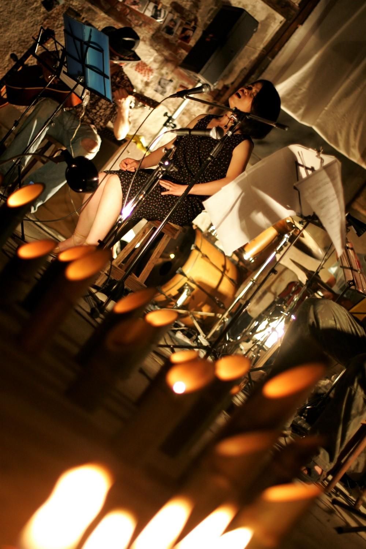 大町煉瓦館 音樂夜会07 写真集_c0126603_11132486.jpg