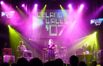 アイスランド音楽フェスIceland Airwaves2日目:KiraKira, Nilfisk,Stereo Hypnosis, Worm is Green他_c0003620_982390.jpg