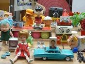 ムッシュウ松尾展で、おもちゃがいっぱい♪_b0103889_23364937.jpg
