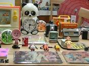 ムッシュウ松尾展で、おもちゃがいっぱい♪_b0103889_2339627.jpg