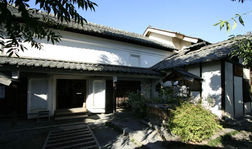 信州・軽井沢行き 10:高井鴻山記念館_e0054299_9131551.jpg