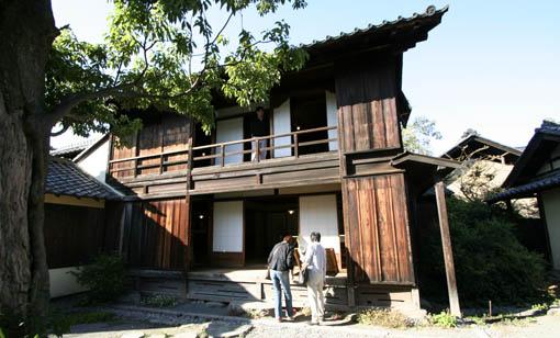信州・軽井沢行き 10:高井鴻山記念館_e0054299_9133366.jpg