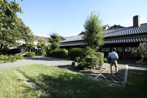 信州・軽井沢行き 10:高井鴻山記念館_e0054299_9481656.jpg