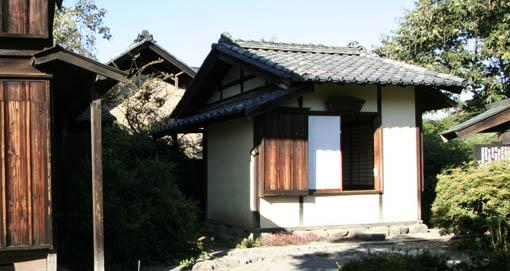 信州・軽井沢行き 10:高井鴻山記念館_e0054299_9515617.jpg
