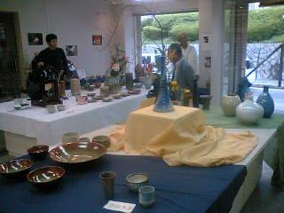 初日~光明池工房会員作品展②_e0126218_2028288.jpg