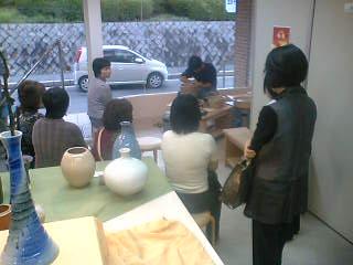 初日~光明池工房会員作品展②_e0126218_2034529.jpg