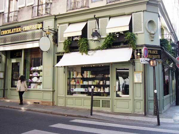 『LADURÉE』 in PARIS_c0131054_593643.jpg