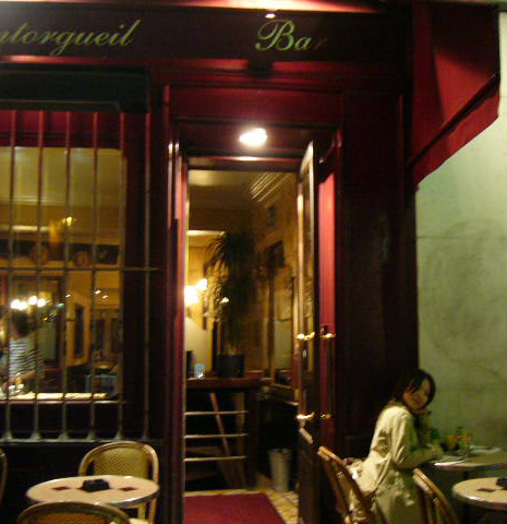 『La Grille Montorgueil』 in PARIS_c0131054_8271572.jpg