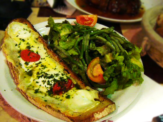 『La Grille Montorgueil』 in PARIS_c0131054_8273748.jpg