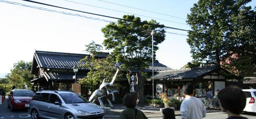 信州・軽井沢行き 11:小布施の通り_e0054299_10142667.jpg