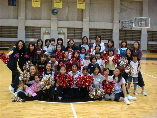 Jr. ALVARK Cheerleader 練習_c0060412_19324911.jpg