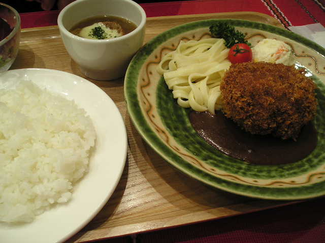 ブルガリア料理レストラン「SOFIA」 @汐留_f0141419_525683.jpg