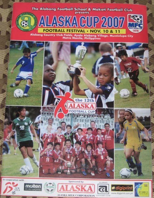 バギオのサッカー・チームBFCが マニラのトーナメントに参戦!_a0109542_16453161.jpg