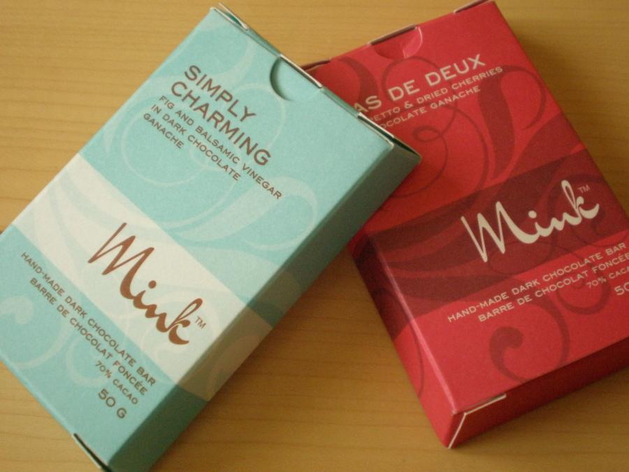 「MINK」チョコレートカフェに行きました♪_d0129786_11424461.jpg