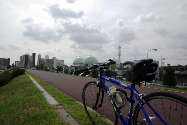荒川サイクリングコース_c0031105_0494227.jpg