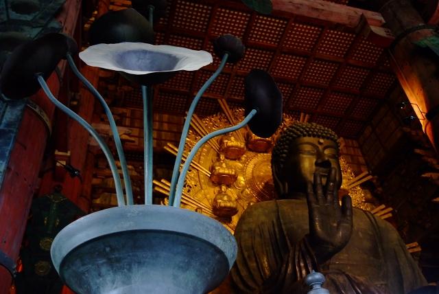 日本が世界に誇るべき東大寺大仏殿_f0050534_2231346.jpg