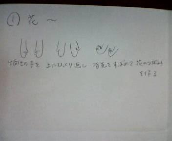 セラピア体操の案です~花_b0106766_11225649.jpg