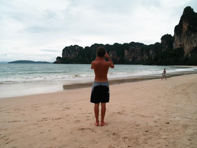 タイの風景 あれこれライレイ・ビーチ_f0024992_923391.jpg