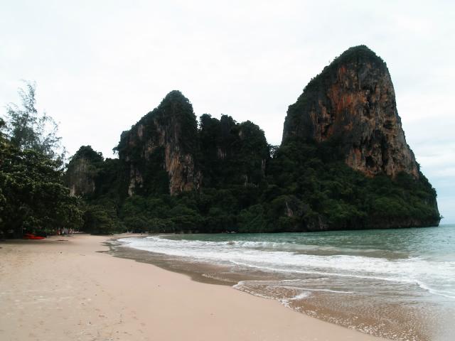 タイの風景 あれこれライレイ・ビーチ_f0024992_9281237.jpg