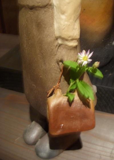 陶人形と花のある空間 『欒(まどい)』さんでの作品展_f0018417_2382127.jpg