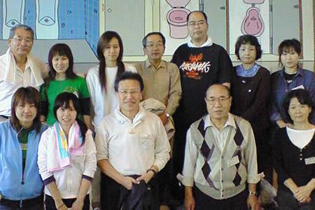「大正村掃除に学ぶ会」にちこり村からも参加_d0063218_0114145.jpg