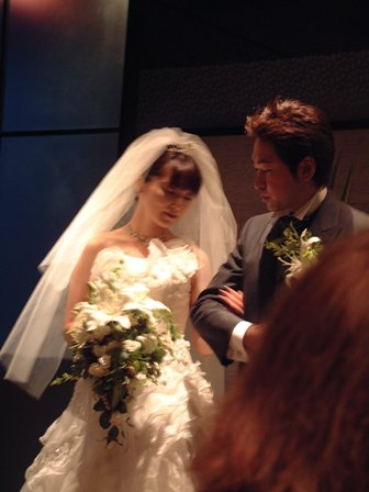 HAPPY☆WEDDING♪_f0029571_20182724.jpg