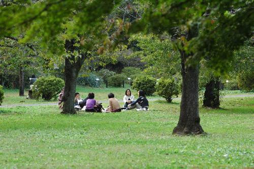 小石川植物園→こぶちゃん→ホームパーティ_f0012718_10412814.jpg