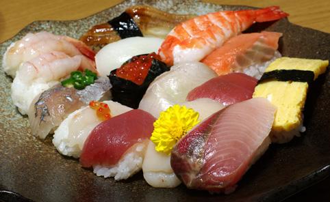 お寿司とオージーシラーズ_c0136330_19323989.jpg