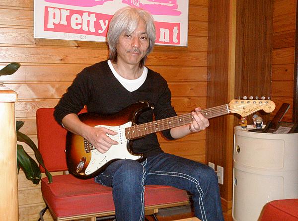 T-SQUARE・安藤さんの1961年製 Fender Stratの修理。_e0053731_19302182.jpg