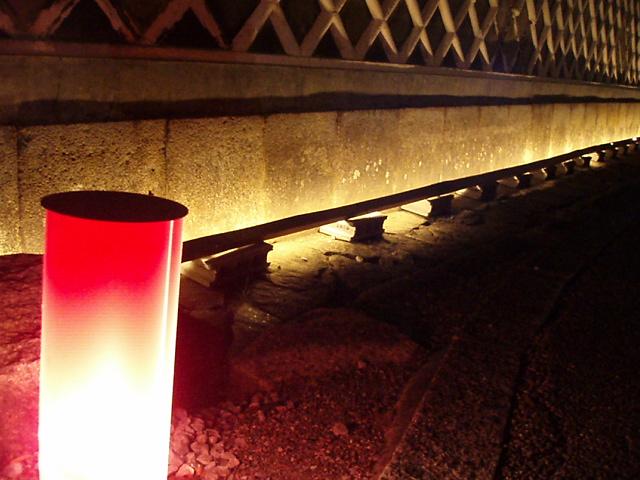 夜の彦根城下町_c0010936_1245770.jpg