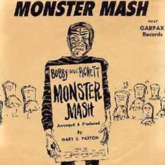 "Monster Mash by Bobby ""Boris\"" Pickett & the Crypt Kickers_f0147840_0444789.jpg"