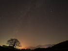 ヤマナシの木と星空2
