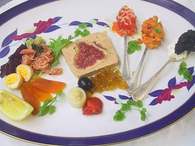 美食家の集い  ある日のメニューから_c0020129_19413671.jpg