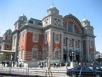 大阪市公会堂 (中之島公会堂) _f0139570_044940.jpg