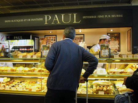 『PAUL』 in PARIS_c0131054_1511684.jpg