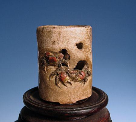 ◆東洋蘭とは関係の無い鉢          No.144_d0103457_13121660.jpg