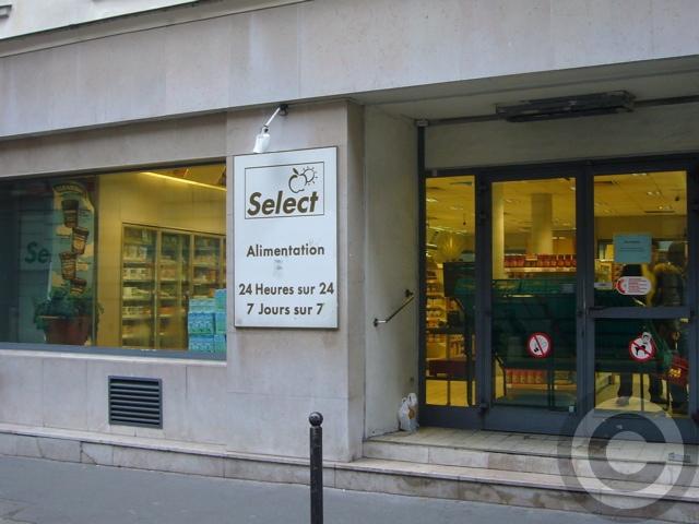 ■24時間営業のミニスーパー(パリ)_a0014299_22392675.jpg