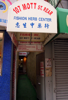 NY No.1のマッサージ屋さん(中国式) Fishion Herb Center_b0007805_12303826.jpg