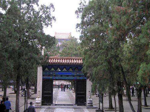 北京5 明十三陵と頤和園(いわえん)_e0048413_21393454.jpg