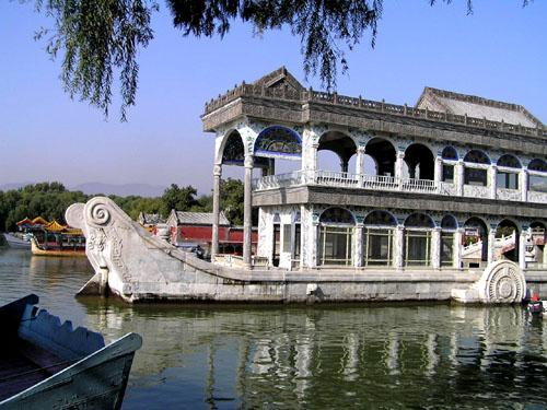 北京5 明十三陵と頤和園(いわえん)_e0048413_21422341.jpg