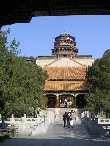 北京5 明十三陵と頤和園(いわえん)_e0048413_214237.jpg