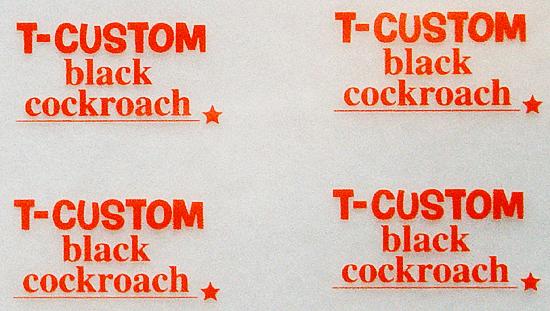 PsychotoneとT-Customのロゴが完成したよ〜♪_e0053731_19555595.jpg