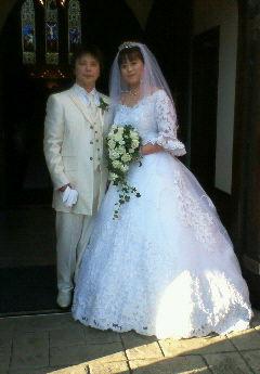 結婚しました♪_e0013944_23381841.jpg