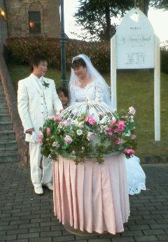 結婚しました♪_e0013944_2346234.jpg