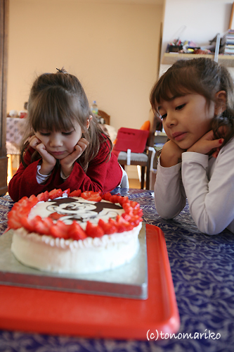ドナルドの誕生日はミッキーで♪_c0024345_15522726.jpg